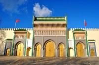 Royal Palace of Fez (Dar el Makhzen) | Fs - Maroc ...