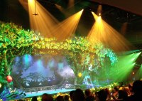 Moroccan Palace Theater Busch Gardens FL. | Trying to show ...