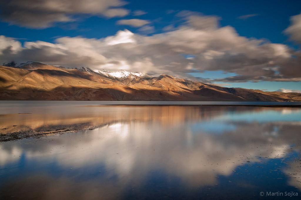 Free Wallpaper 3d 1080p Reflection On Lake Tso Moriri Ladakh India This Is My
