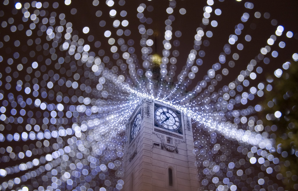 3d Digital Clock Wallpaper Brighton Clock Tower The Clock Tower In Brighton East
