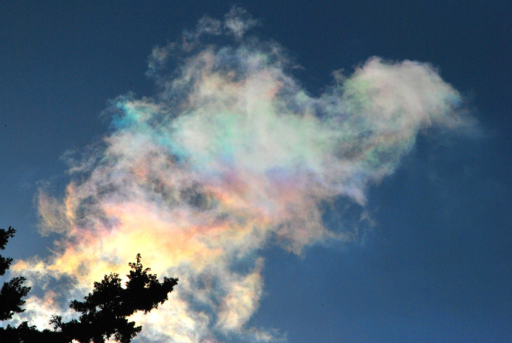 Beautiful 3d Wallpaper For Mobile Iridescent Clouds Www Atoptics Co Uk Fz585 Htm I Was
