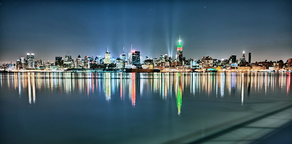 New Car Wallpaper 4k Nyc Skyline From Hoboken Hdr One Belongs To New York