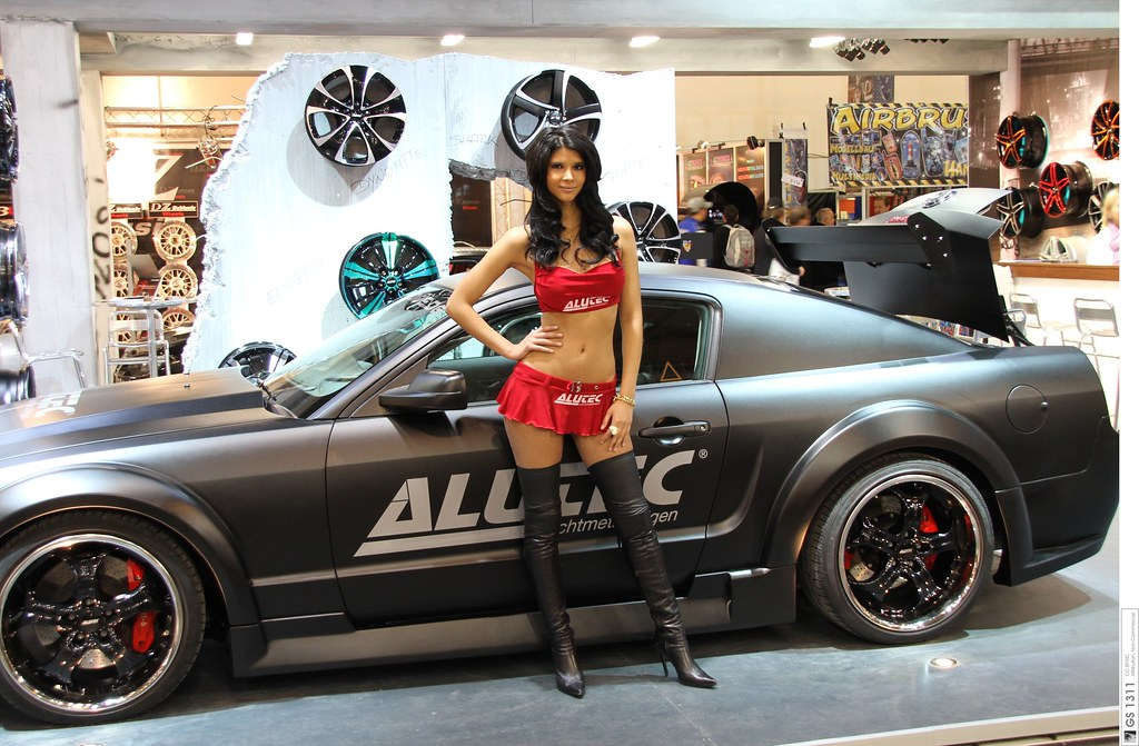Pics Of Cars Wallpapers Essen Motor Show 2010 Hostess 01 Georg Sander Flickr