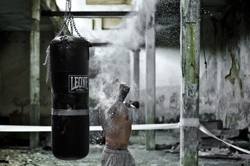 3d Kickboxing Wallpaper Deep Impact Luca Rossato Flickr