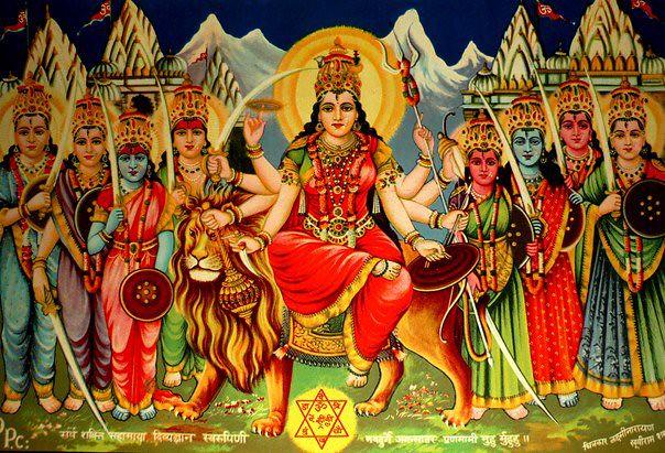 Maa Durga 3d Hd Wallpaper Navdurga Ash Patel Flickr