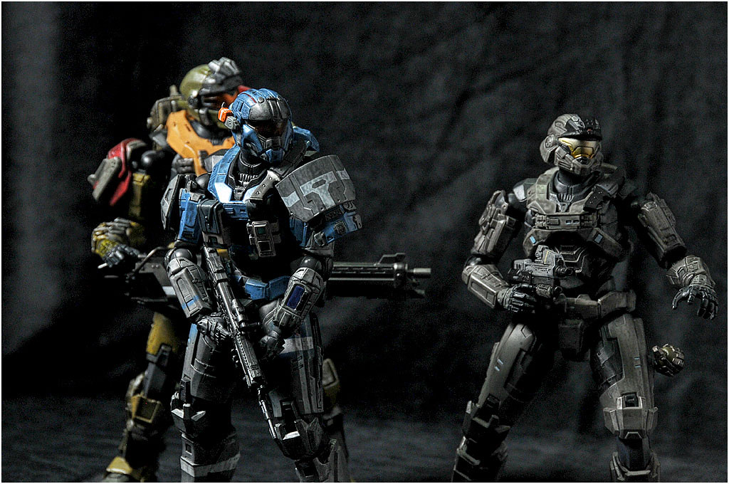 Halo Wallpaper Fall Of Reach Halo Reach Noble Team Dscans Flickr
