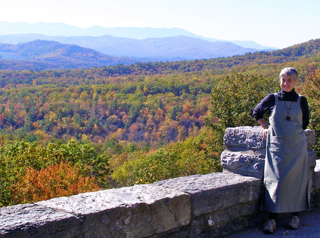 Free 3d Scenic Wallpaper View From Deep Gap Nc Along The Blue Ridge Parkway