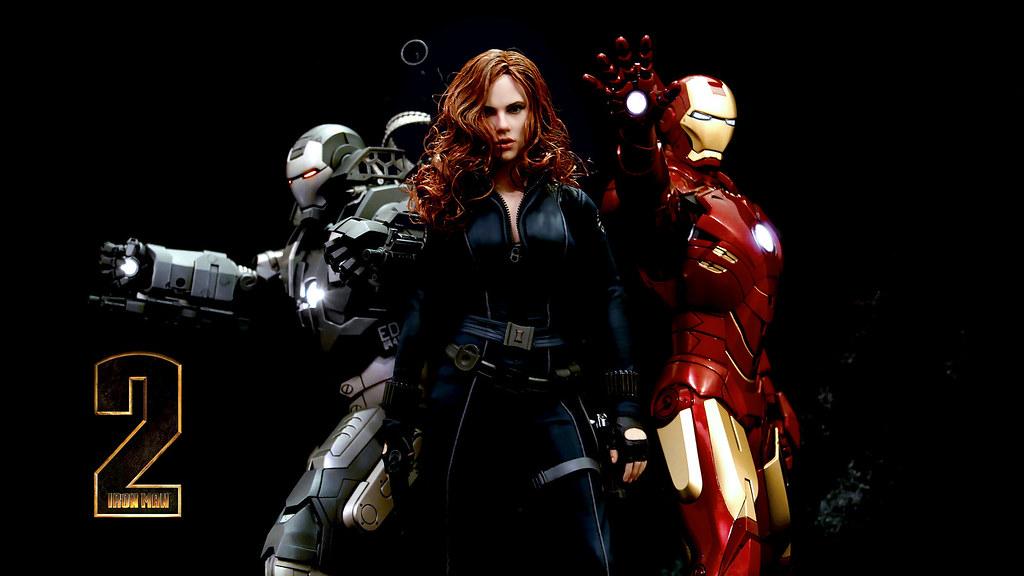 New 3d Wallpaper 1920x1080 Iron Man 2 Wallpaper Hd Iron Man 2 1 6th Collectibles