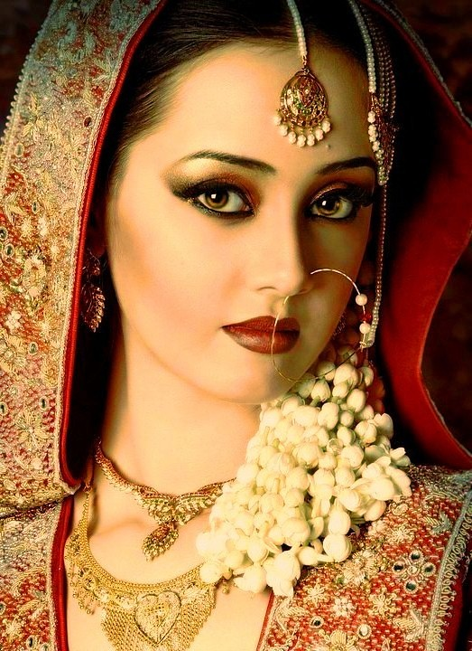 Punjabi Girl Wallpaper Cutest Bride Ever Seen Dulhan Pictures2009 Flickr