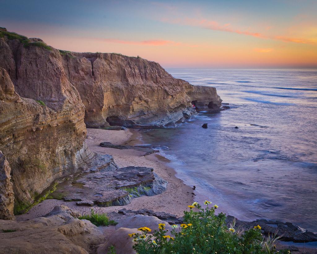 3d Wallpaper Natural Beauty Sunset Cliffs San Diego Ca The Sunset From Sunset