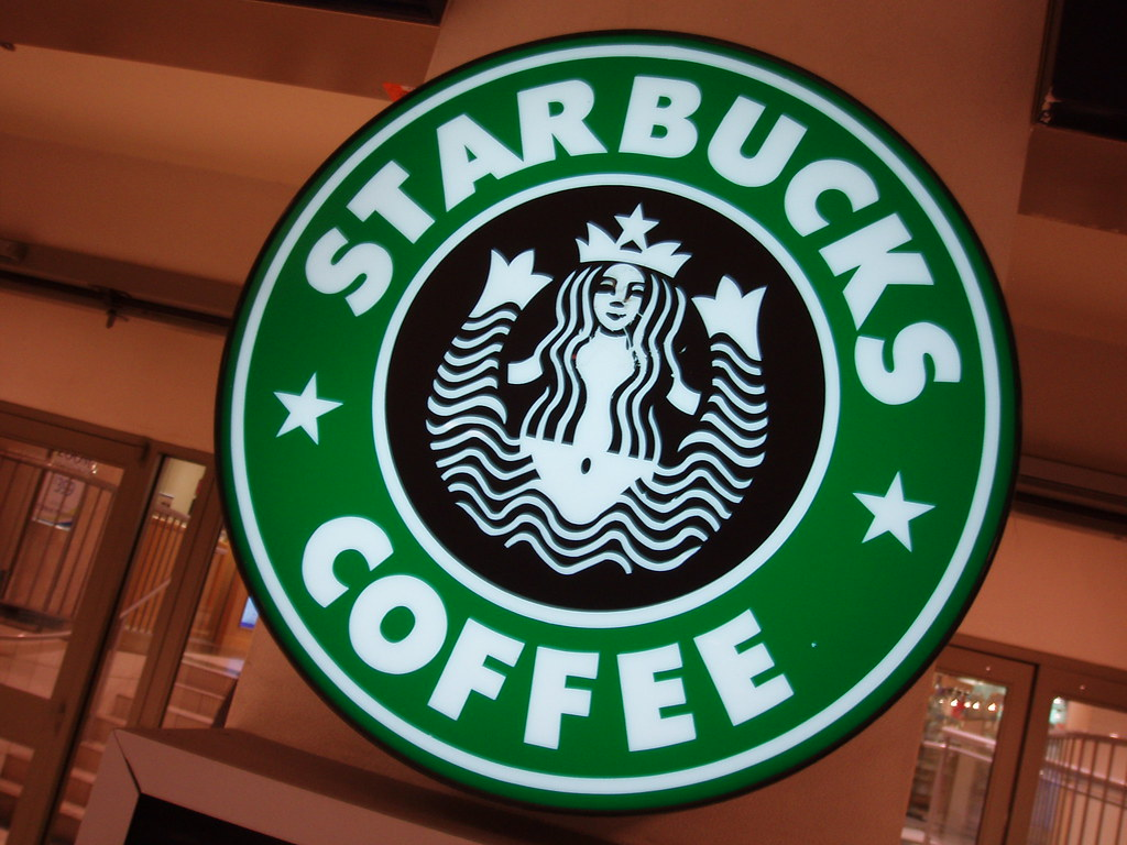 New 3d Hd Wallpapers For Pc Uncensored Starbucks Logo I Remember This Logo When I