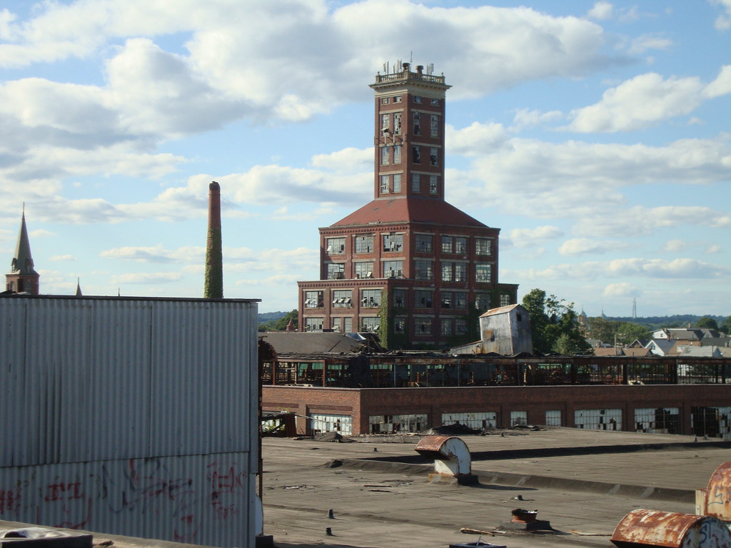Adventure Travel Blog Remington Arms Abandoned Bridgeport Ct Seen On Travel