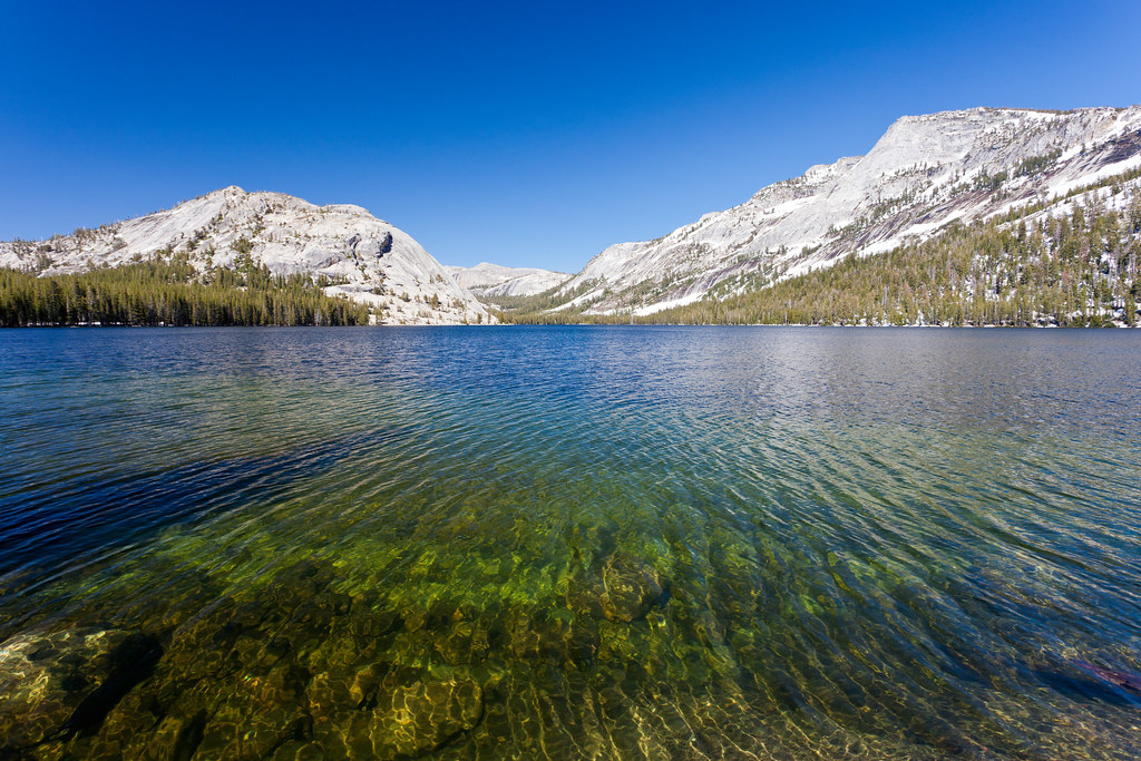 Pc Fall Wallpaper Tenaya Lake Romain Guy Flickr