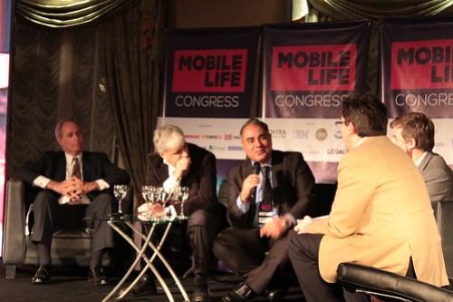 Jose Otero en Mesa de Trabajo Mobile Life Congress 2015
