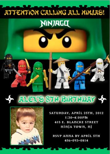 Make Your Own 3d Name Wallpaper Lego Ninjago Lloyd Garmadon Green Ninja Custom Birthday I