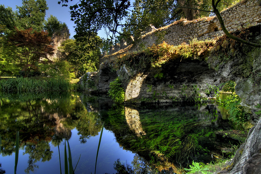 Some 3d Wallpapers The Old Bridge There Is A Land Of The Living And A