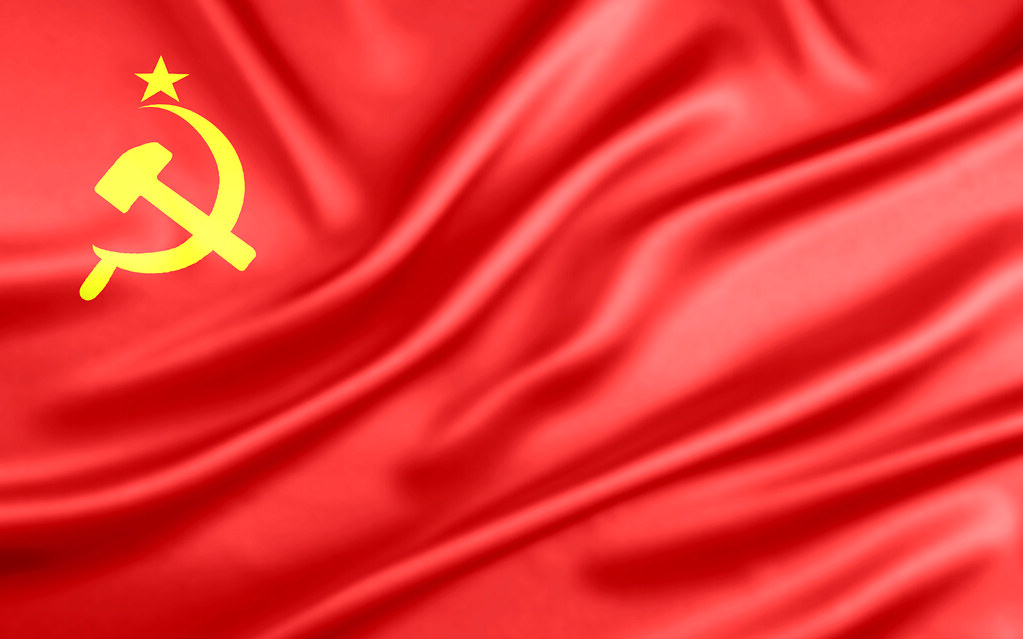 3d Picture Wallpaper Flag Of Ussr In Public Domain By Photy Org Photy Org
