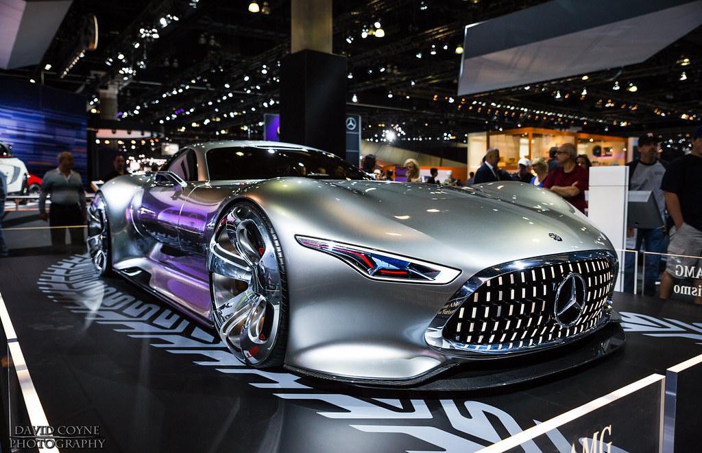 8 Million Dollar Car Wallpapers Mercedes Benz Amg Vision Gran Turismo David Coyne Flickr