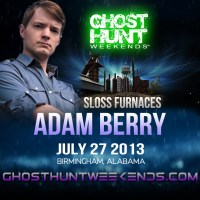 adam-berry-sloss-furnaces   Ghost Hunters star from Syfy ...