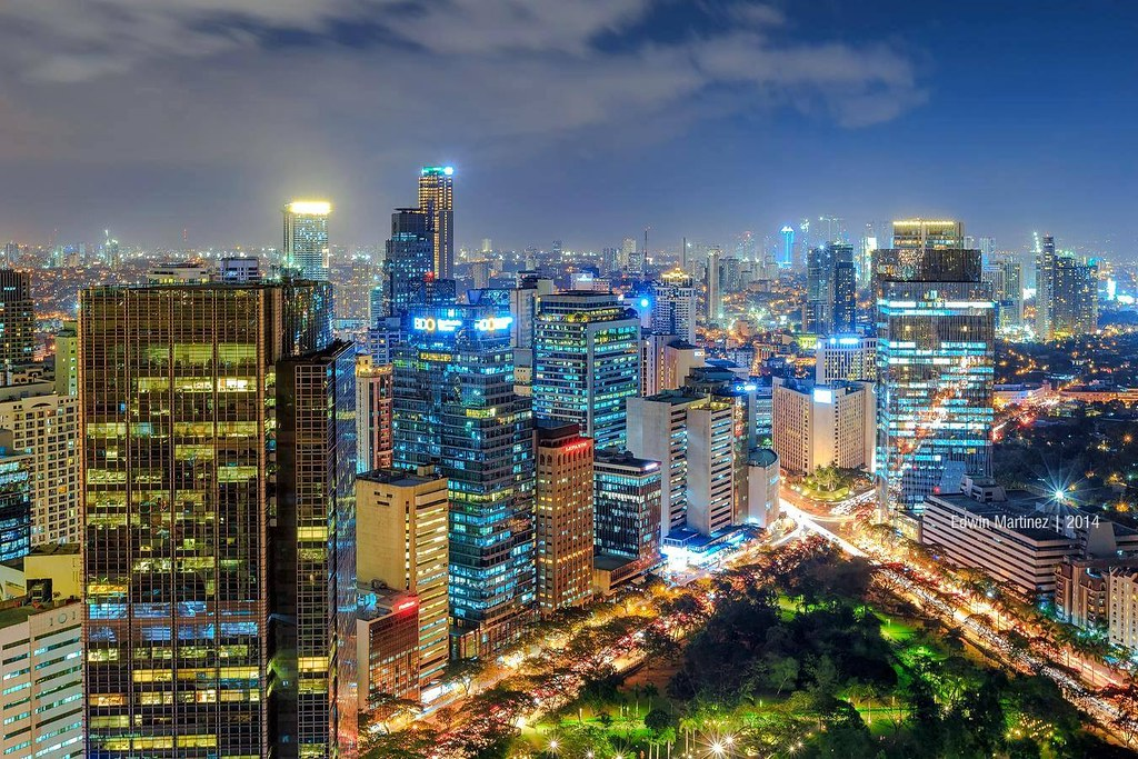 Free Wallpaper 3d Hd Makati City Feat Metro Manila Skyline 2014 Gerry