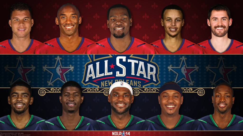 Kyrie Irving Wallpaper 2013 Hd 2014 All Star Game Players Michael Tipton Flickr