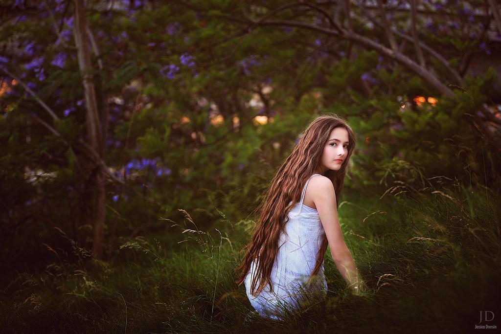 Sad Girl In Snow Wallpaper Eden Www Jessicadrossin Com Jessica Drossin Flickr