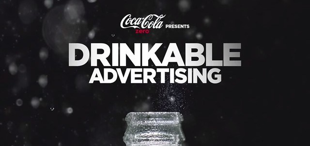 COCA DRINKABLE AD 3