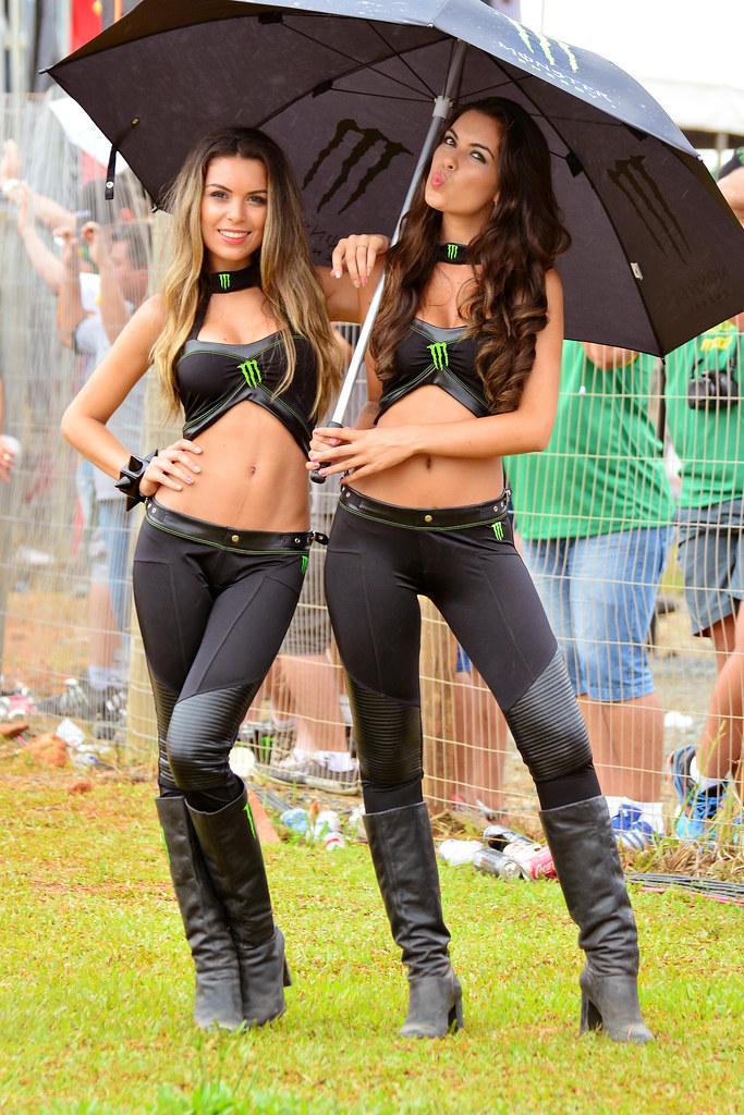 Monster Energy Girls Wallpaper Hd Monsters Girls Gp Brasil De Motocross 3 170 Etapa Fim