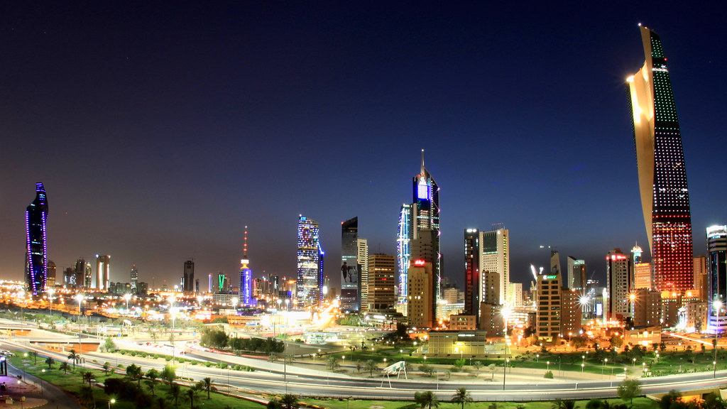 N Wallpaper 3d Hd Kuwait Skyline Savio D Souza Flickr