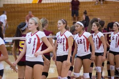 Girls' Volleyball (JV): La Canada vs. Mayfield   Madison Ree…   Flickr