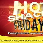 RadioShack se une al HOT FRIDAY 29 y 30 de agosto 2014