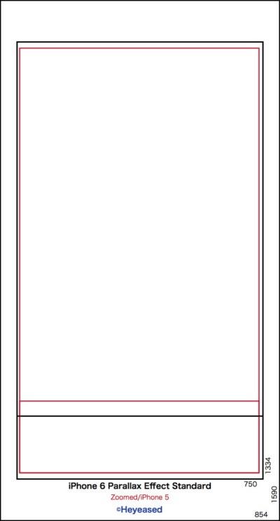 iPhone 6 Natural Size Wallpaper Template | Tranceparent PNG … | Flickr