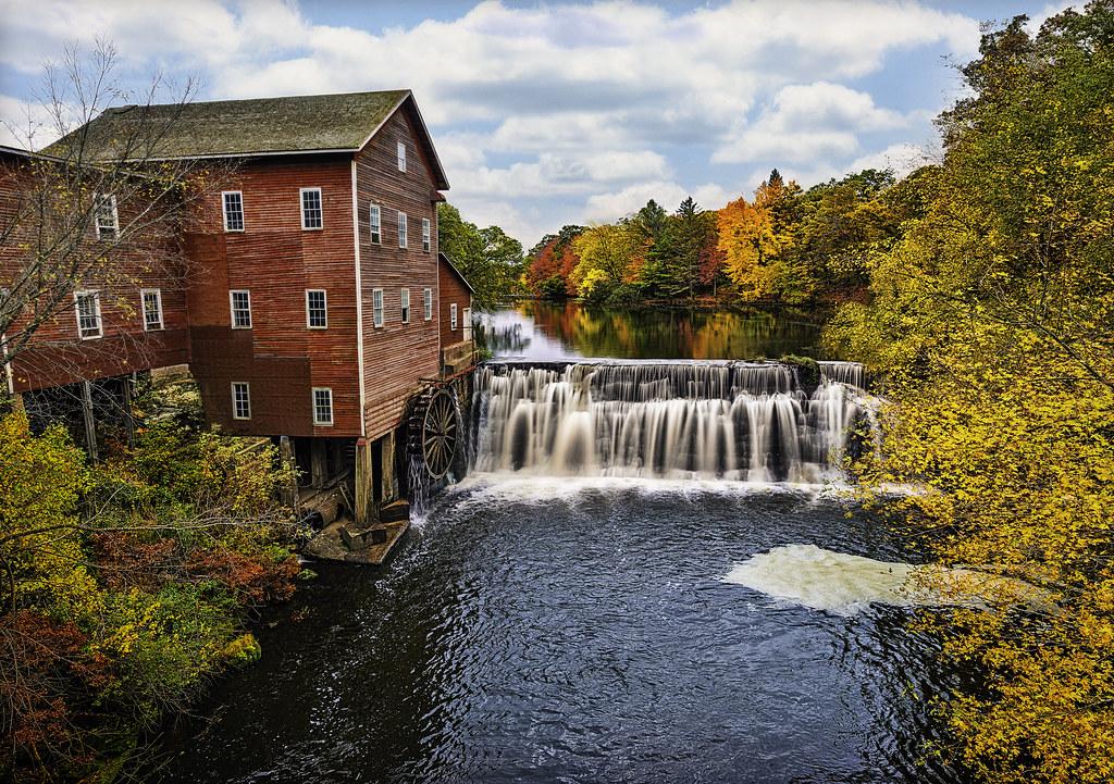 Free Wallpaper Fall Colours Wisconsin Fall Colors Dells Mill I Drove Through