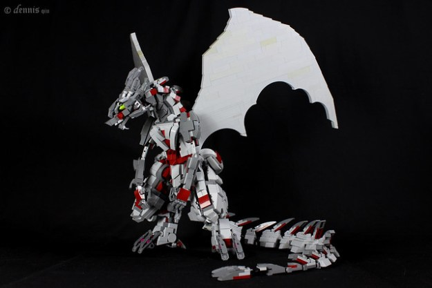 Dragon Mech - Shiryu