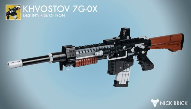 Khvostov 7G-0X - Destiny: Rise of Iron