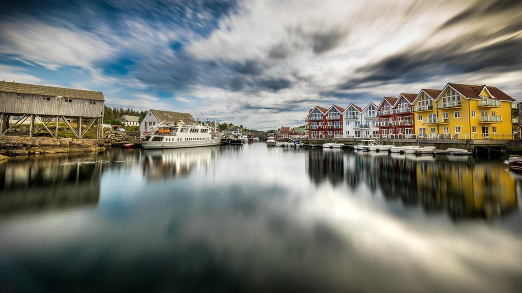 3d River Wallpaper Helles 248 Y Bergen Norway Travel Landscape Photography