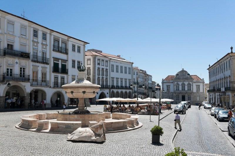 Praça do Giraldo - Évora
