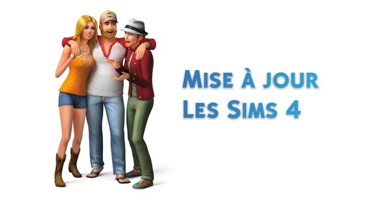 Les Sims 4 : Mise à jour Février 2016