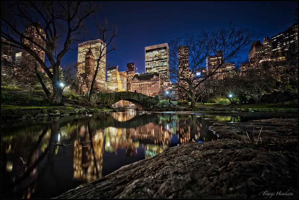 3d World Globe Wallpaper Central Park Gapstow Bridge Tomoji Ized Flickr