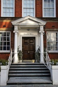 London townhouse entrance | Flickr - Photo Sharing!