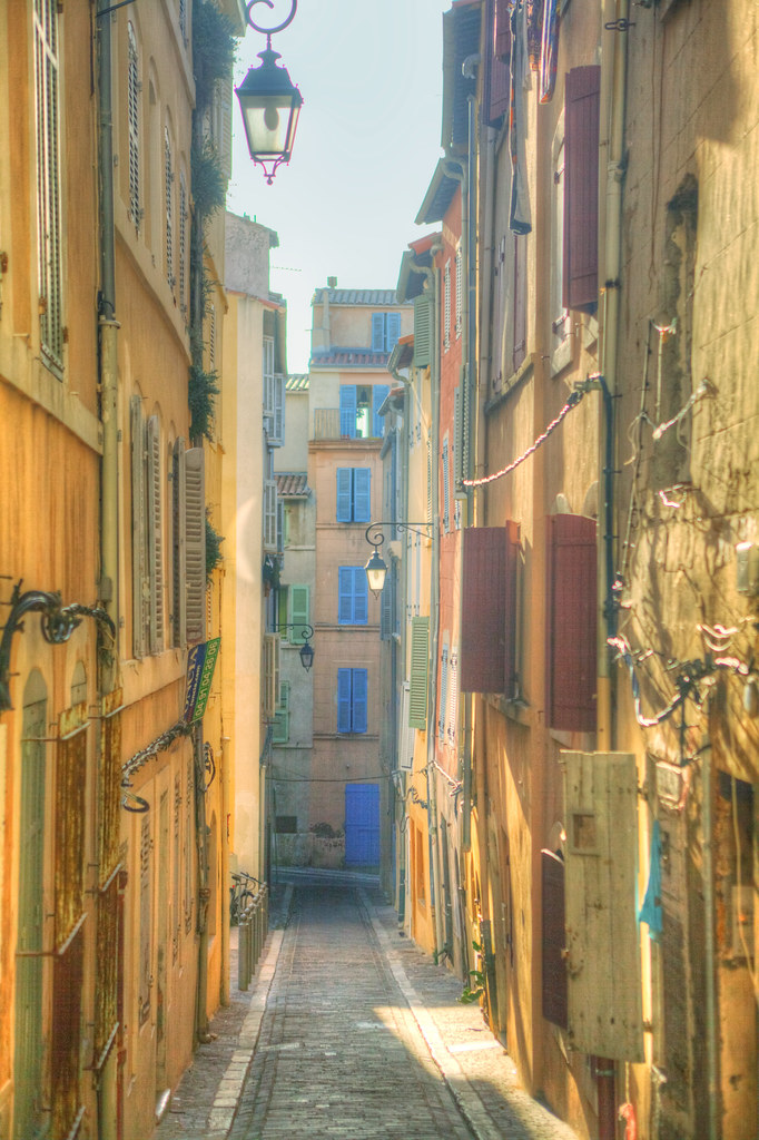 Hd Photos 3d Wallpaper Street Scenes Marseille France Marseille In English