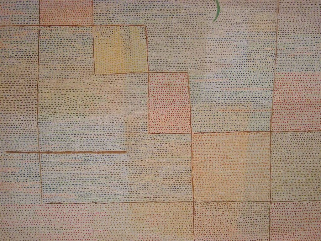 Green City 3d Wallpaper Paul Klee Clarification 1932 In October 1931 Klee