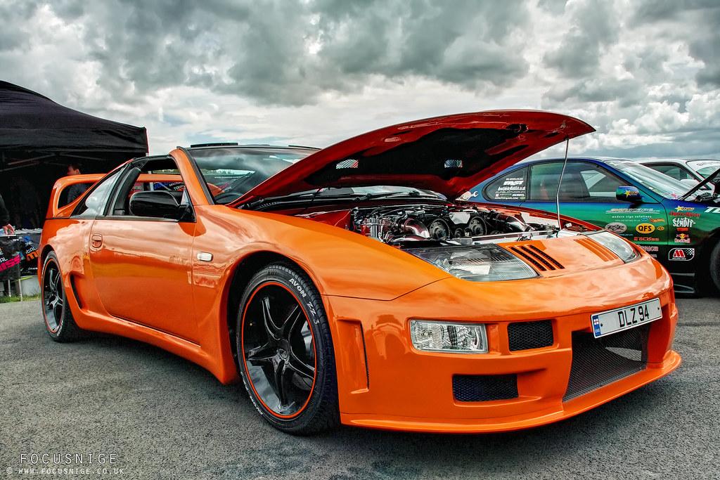 3d Orange Wallpaper Nissan 300zx Nissan 300zx Targa Focusnige Flickr
