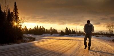 'A Morning Walk', United States, Wisconsin, Phillips, Sunr… | Flickr