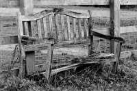Old Rickety Chair | Andrew Wall | Flickr