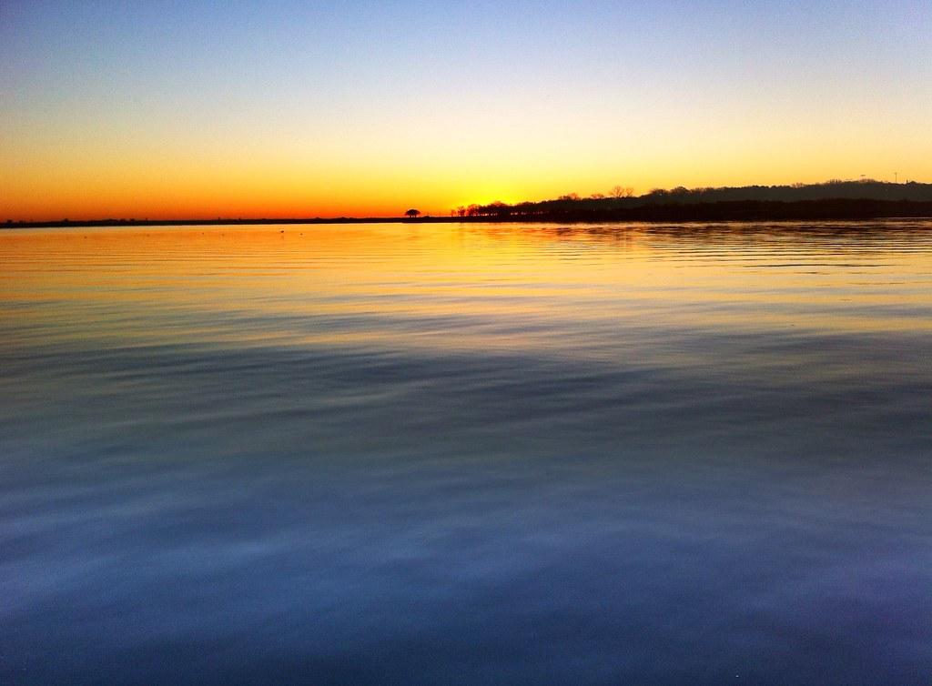 Sunrise 3d Wallpaper Sunrise At Lake Lewisville Tx Jason Hunter Flickr