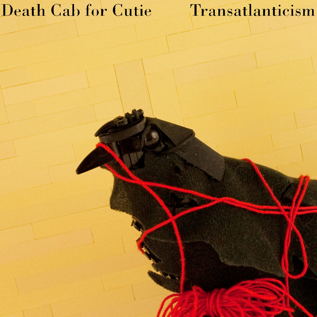 3d Bear Wallpaper Death Cab For Cutie Transatlanticism Transatlanticism