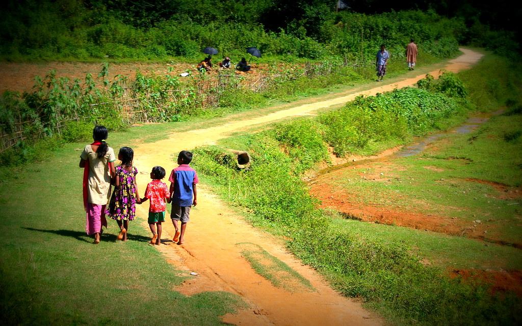 Islamic Wallpaper Hd 3d Village Children In Bangladesh Village Children In