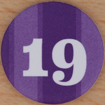 M&S Purple Bingo Number 19 | Leo Reynolds | Flickr