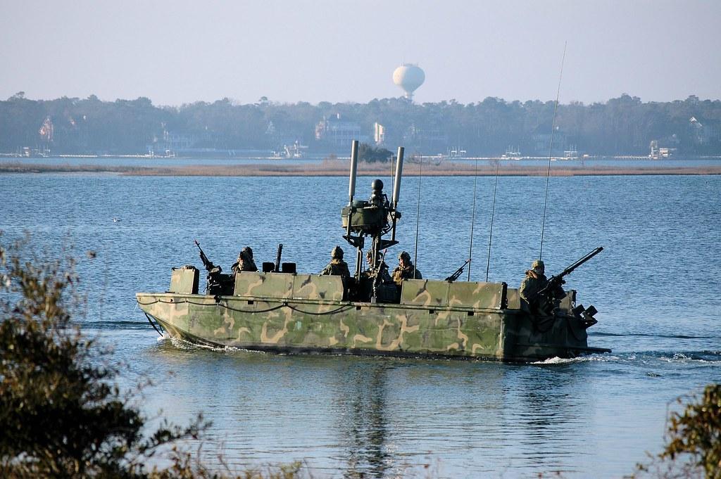 navy riverine